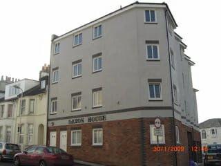 Thumbnail 1 bedroom flat for sale in Harvey Street, Folkestone