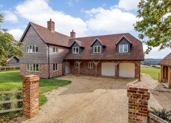 Thumbnail 5 bed detached house for sale in Weston Lane, Winterslow, Salisbury, Wiltshire