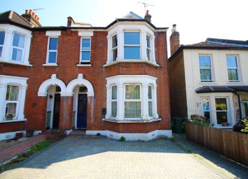 Thumbnail 2 bed maisonette for sale in Buckingham Road, London