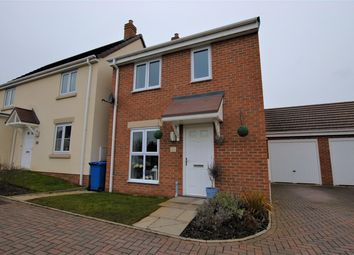 Thumbnail 3 bed detached house for sale in Priory Avenue, Hawksyard, Rugeley