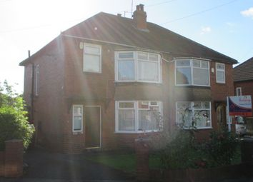 Thumbnail 3 bed semi-detached house to rent in Talbot Rise, Moortown, Leeds
