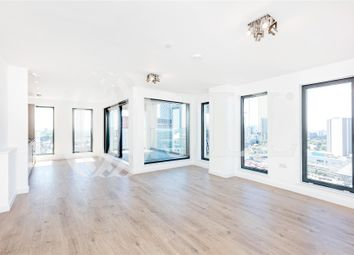 Thumbnail 2 bed flat for sale in Stratford Central, Station Street, London