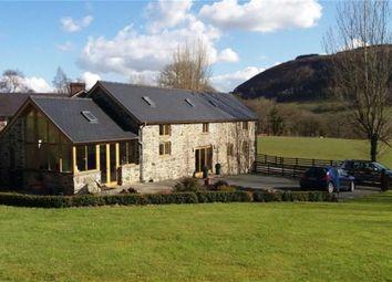 Thumbnail 3 bed barn conversion to rent in Carno, Caersws