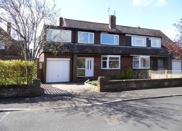 Thumbnail 4 bed property to rent in The Fairway, Loansdean, Morpeth