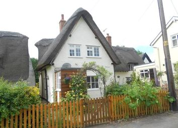 Thumbnail 3 bed semi-detached house for sale in The Avenue, Bletsoe, Bedford, Bedfordshire