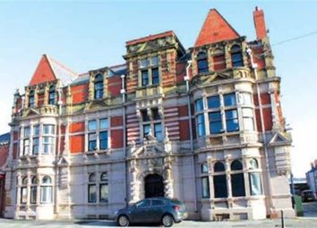 Thumbnail Block of flats for sale in Exchange Street, Blackpool