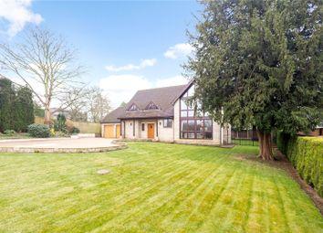 Over Lane, Almondsbury, Bristol BS32. 5 bed detached house for sale