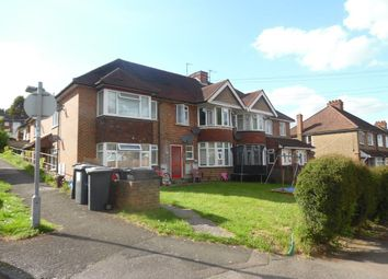 Thumbnail 1 bed flat to rent in Chairborough Road, High Wycombe