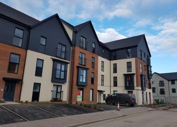 Thumbnail 2 bedroom flat to rent in Ffordd Penrhyn, Southhaven, Barry