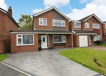 Thumbnail 3 bed detached house for sale in The Mere, Cheadle Hulme, Cheadle