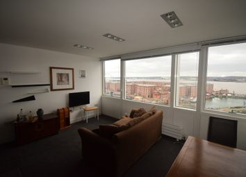 Thumbnail Flat to rent in Park West, Strand Street, Liverpool, Merseyside