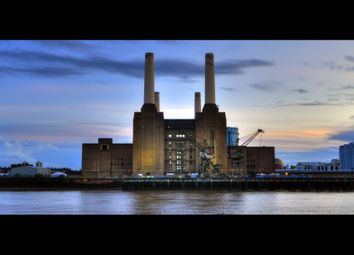 Thumbnail 2 bed flat for sale in Battersea Power Station, Switch House East, Battersea