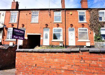 Thumbnail 3 bed terraced house for sale in Furlong Lane, Halesowen
