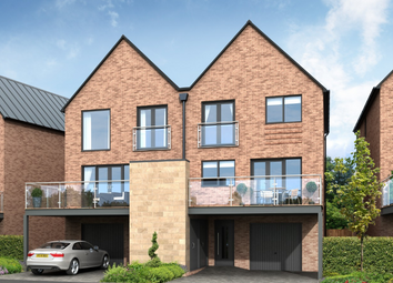 Thumbnail 3 bed semi-detached house for sale in North Quay, Ballast Hill Road, North Shields