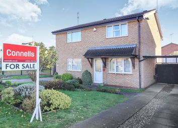 Thumbnail 2 bed semi-detached house for sale in Leybourne Crescent, Pendeford, Wolverhampton