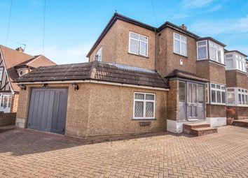 Thumbnail 4 bedroom end terrace house for sale in Chessington, Surrey