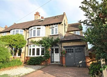 Thumbnail 5 bed semi-detached house for sale in Ridgeway, Abington, Northampton