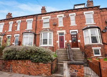 Thumbnail 4 bed terraced house for sale in Roundhay Grove, Leeds