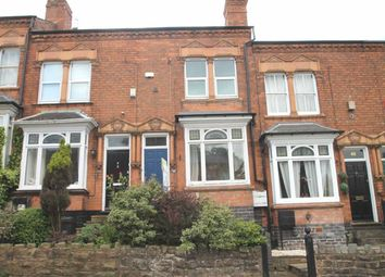 Thumbnail 2 bed terraced house for sale in Victoria Road, Harborne, Birmingham