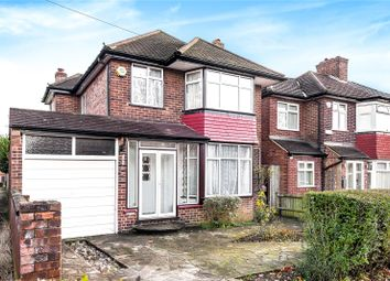 Thumbnail 3 bed detached house for sale in Kynance Gardens, Stanmore, Middlesex
