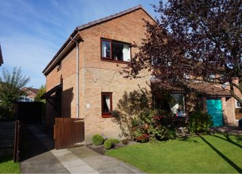Thumbnail 4 bed detached house for sale in Honiton Grove, Radcliffe, Manchester