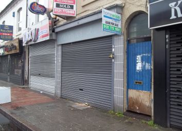 Thumbnail Restaurant/cafe to let in Ladypool Road, Sparkbrook, Birmingham B12, Birmingham,