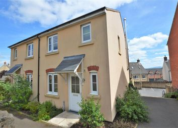 Thumbnail 3 bed semi-detached house for sale in Elms Meadow, Winkleigh, Devon