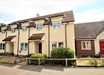 Thumbnail 3 bedroom end terrace house for sale in Swift's Corner, Fulbourn, Cambridge