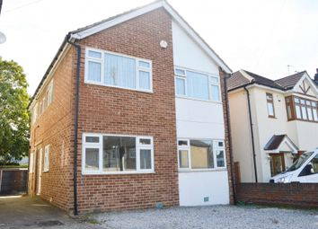 Thumbnail 2 bed maisonette for sale in Church Road, Harold Wood, Romford