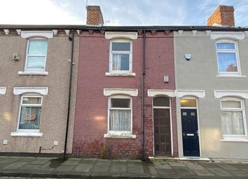 Thumbnail 2 bed terraced house for sale in Maria Street, Middlesbrough