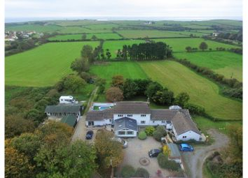 Thumbnail 6 bed detached house for sale in Manorbier, Tenby