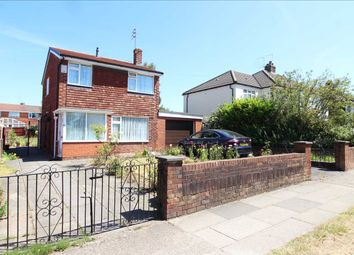 Thumbnail 3 bed detached house for sale in Longview Drive, Huyton, Liverpool