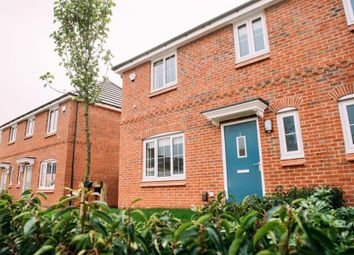 Thumbnail 3 bed end terrace house to rent in Yarnside Close, Hamilton Square, Atherton