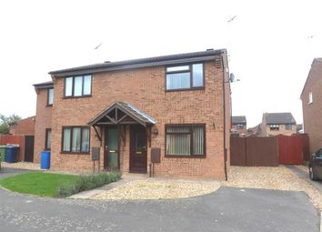 Thumbnail 2 bed property to rent in Peartree Way, Elm, Wisbech
