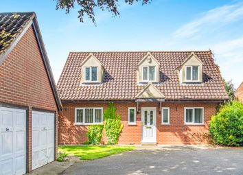 Thumbnail 4 bed detached bungalow for sale in Holgate Road, North Walsham
