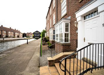 Thumbnail 3 bed town house to rent in Scaife Mews, Beverley