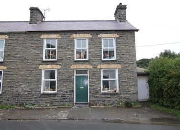 Thumbnail 3 bed end terrace house for sale in Moelivor Terrace, Llanrhystud