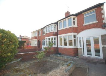 Thumbnail 3 bedroom terraced house for sale in Kingscote Drive, Blackpool
