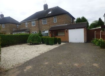 Thumbnail 4 bed semi-detached house to rent in Arleston Drive, Wollaton, Nottingham