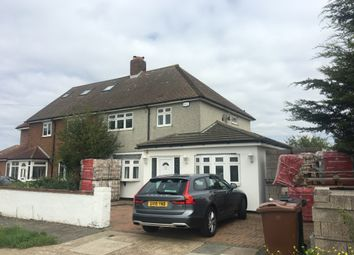 Thumbnail 3 bed semi-detached house for sale in Love Lane, Aveley