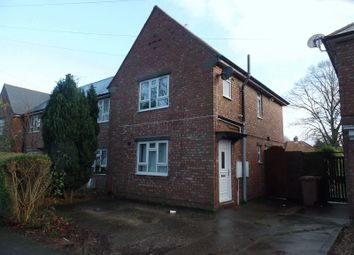Thumbnail 3 bed semi-detached house to rent in Browning Drive, Lincoln