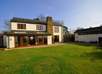 Thumbnail 3 bed detached house for sale in Upper Heyford, Northampton