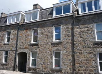 Thumbnail 2 bed flat to rent in 38B Rose Street, Aberdeen