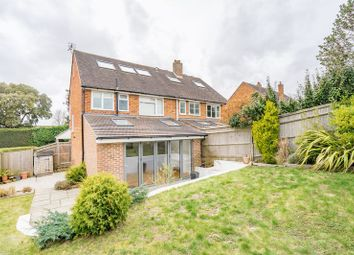 Thumbnail 3 bedroom semi-detached house to rent in Stone Cross Road, Wadhurst