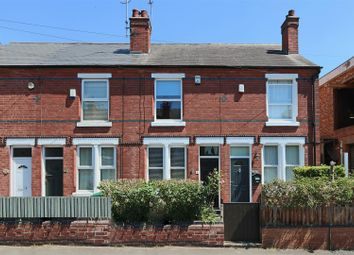 Thumbnail 2 bed terraced house for sale in Victoria Road, Sherwood, Nottingham