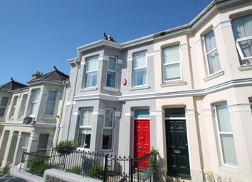 Thumbnail 3 bed terraced house for sale in Cranbourne Avenue, St Judes, Plymouth