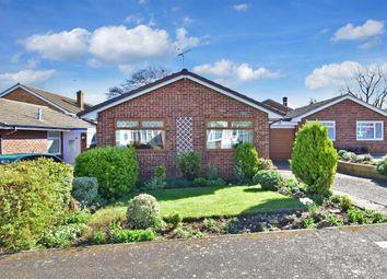 Thumbnail 2 bedroom detached bungalow for sale in Chute Close, Gillingham, Kent