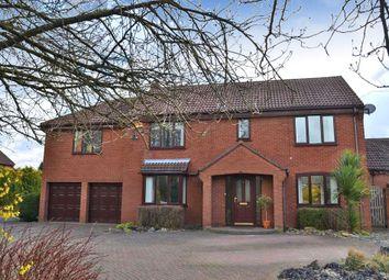 6 bed detached house for sale in Northleigh, Furzton, Milton Keynes, Buckinghamshire MK4