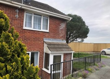 Thumbnail 2 bed end terrace house to rent in Wordsworth Avenue, Haverfordwest
