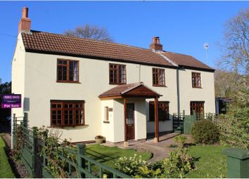 Thumbnail 4 bed detached house for sale in Manor Road, Adlingfleet, Goole